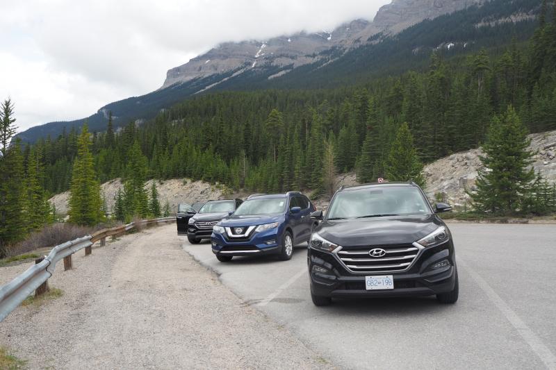 SUV's Canada
