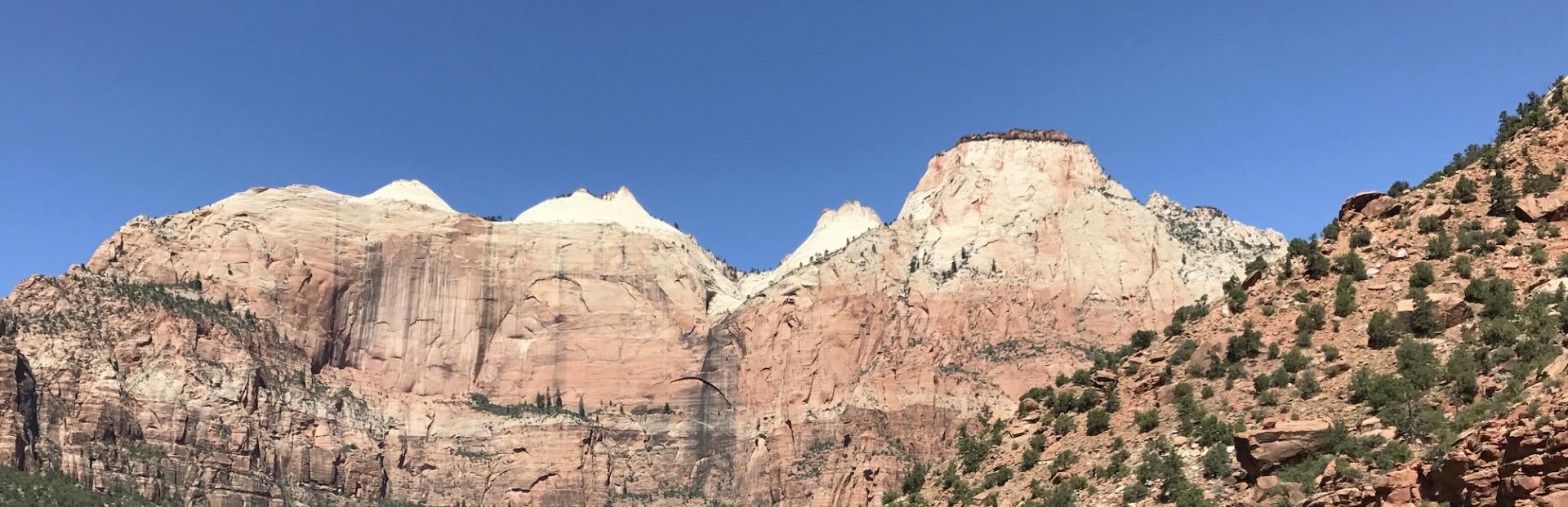 Nationale parken bezoeken