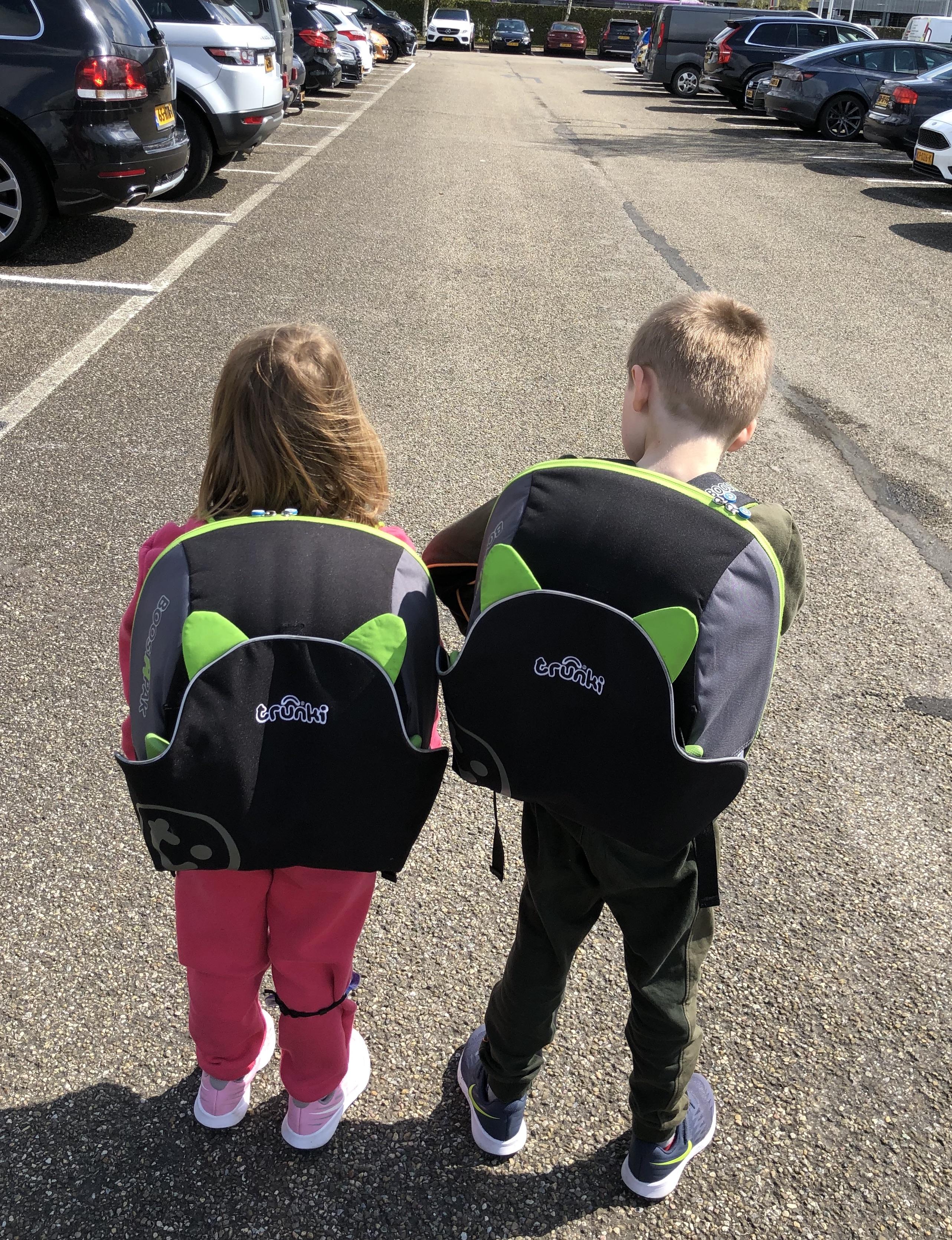 voorbereiding reizen met kinderen